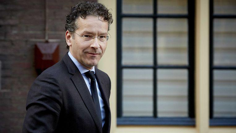 Minister Jeroen Dijsselbloem Beeld anp