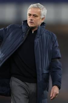 José Mourinho limogé par Tottenham