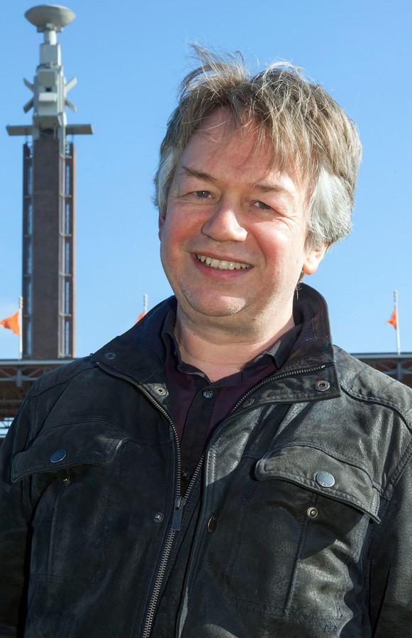 Sporthistoricus Jurryt van de Vooren.