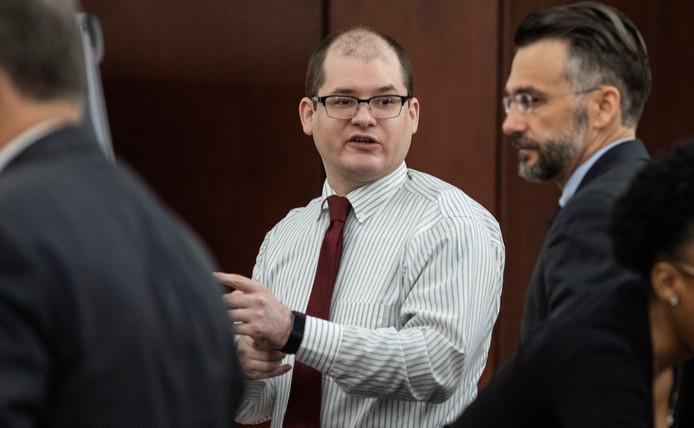 Timothy Jones Jr., lors de son procès, le 22 mai.