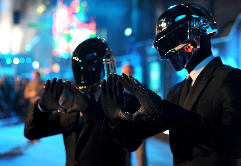 Daft Punk Beeld WireImage