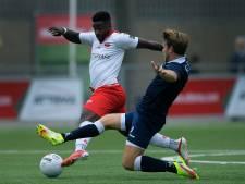 Unitas krijgt met 0-0 te weinig tegen Quick: 'Balen, want zulke kansen moet ik toch echt benutten'