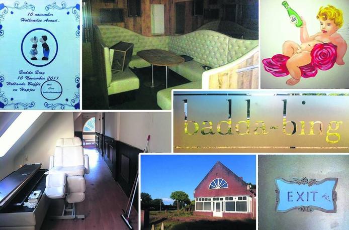 De voormalige seks- en saunaclub Badda Bing werd in juli 2014 door de gemeente Gilze en Rijen gekocht, om het pand uit de criminele sfeer te halen. De gemeente werkt aan een nieuwe bestemming, horeca.