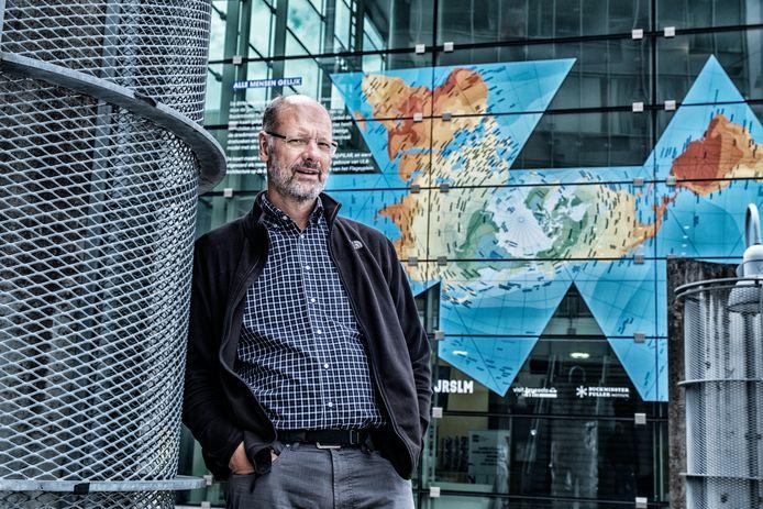 Klimaatwetenschapper Philippe Huybrechts