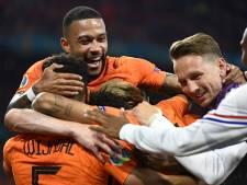 Dumfries evenaart bondscoach en Van Nistelrooy, Gravenberch zorgt voor EK-record