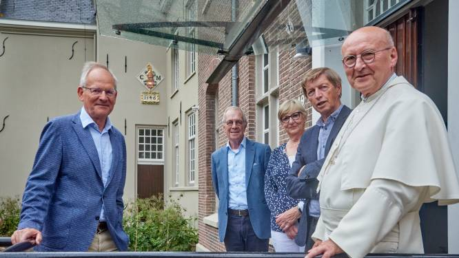 Nieuwe vriendenstichting is een cadeau voor de 900-jarige abdij van Berne in Heeswijk-Dinther: 'We helpen ze waar het kan'