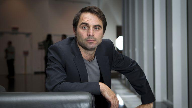 Michael Pas. Beeld belga