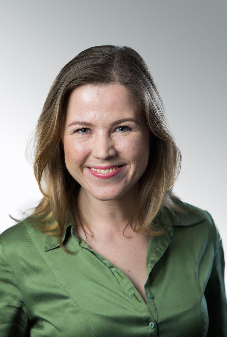 Sara Matthieu. Beeld Groen!