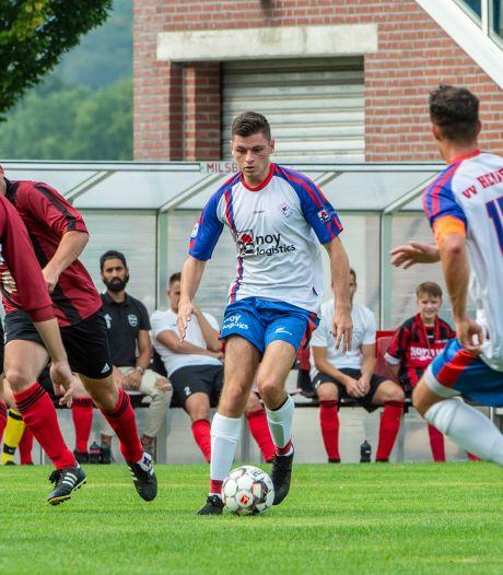 Met tien man speelt Heijen buurclub Milsbeek zoek