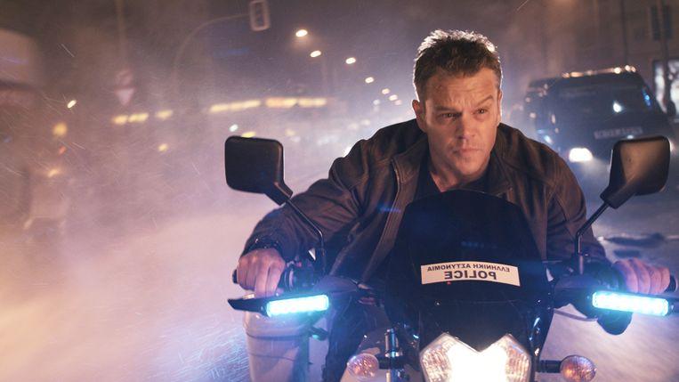 Matt Damon als Jason Bourne. Beeld RV