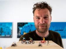 Reuzenbadeend krijgt 'broertje' bij snelfietsroute van Veghel naar Uden