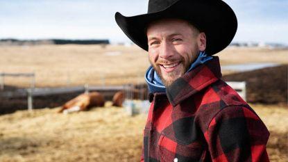 Cowboy die Ardooie ruilde voor Canada te zien in Boer zkt Vrouw
