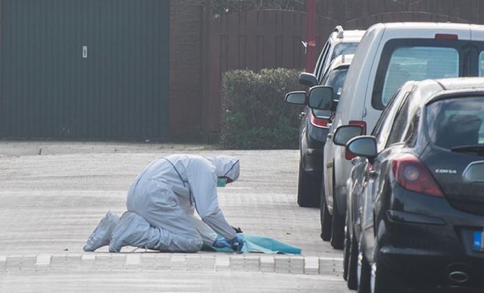In de Nieuwegeinse Beatrixstraat werden in februari twee handgranaten gevonden. Een week ervoor was er een schietpartij.