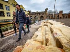 Nieuwe kade bij fluisterboten Zutphen: 'Het was toe aan verbetering'