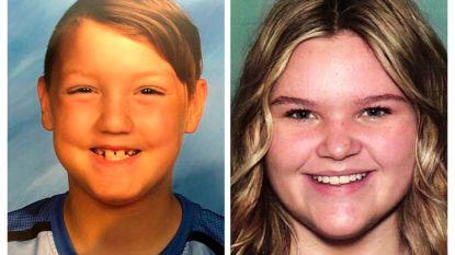 Twee kinderen al vijf maanden vermist en nu heeft politie smartphone meisje gevonden bij haar moeder