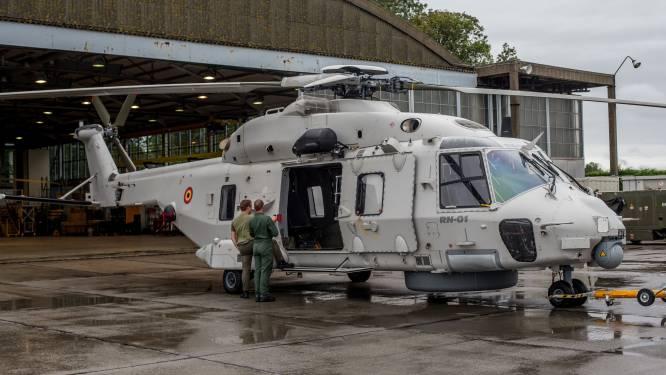 Koksijde verliest zijn reddingsheli's: Defensie zet licht op groen voor verhuizing naar Oostende