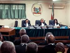 Surinaamse krijgsraad hervat proces over decembermoorden tegen ex-president Bouterse