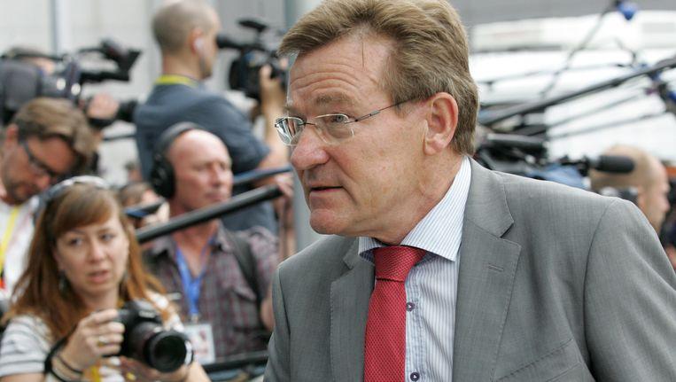 Johan Van Overtveldt. Beeld AP