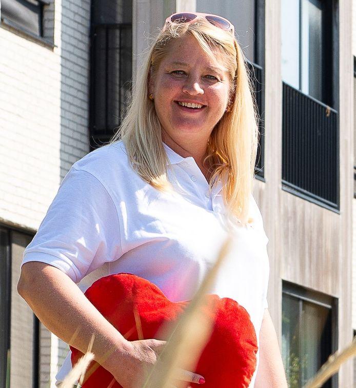 Françoise De Vreeze is de nieuwe directeur van het woonzorgcentrum in Torhout.