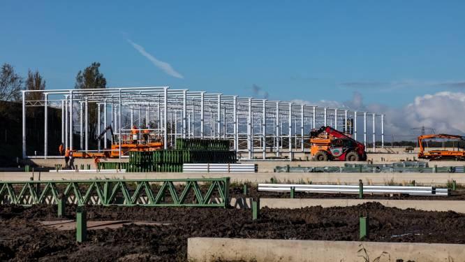 'Crystal Palace' op Floriade-terrein krijgt vorm
