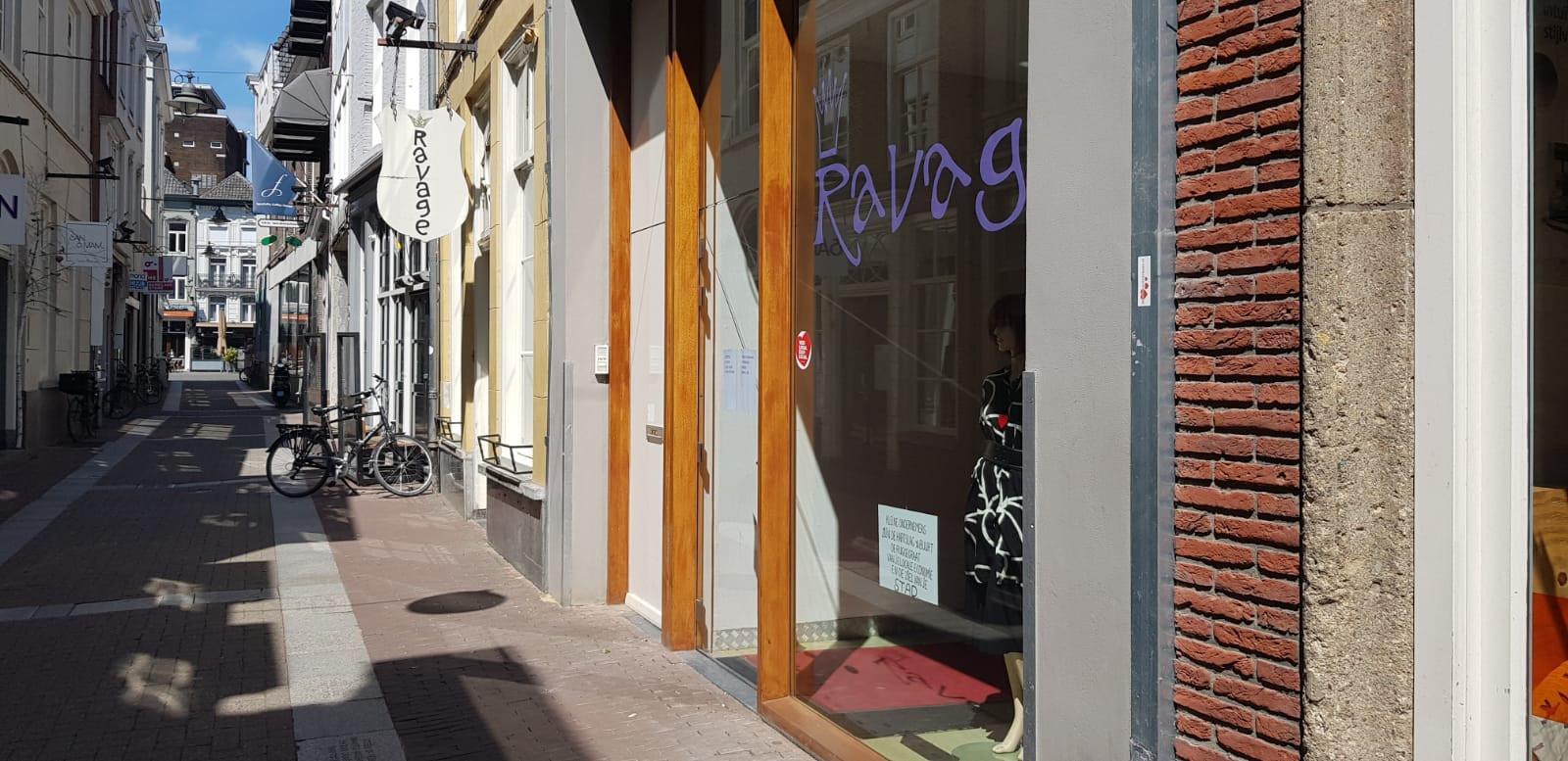 Mooi gebaar van Ravage voor cliënten van Voedselbank Den Bosch