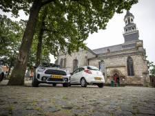Simon en Judaskerk in Ootmarsum wil dat bezoekers mogen parkeren op kerkplein, vrees voor (nog) minder bezoekers