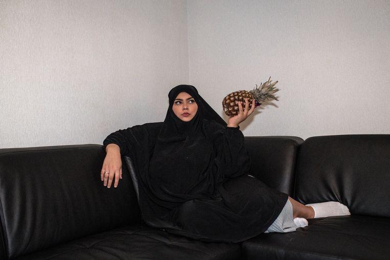 null Beeld Tanya Habjouqa / NOOR