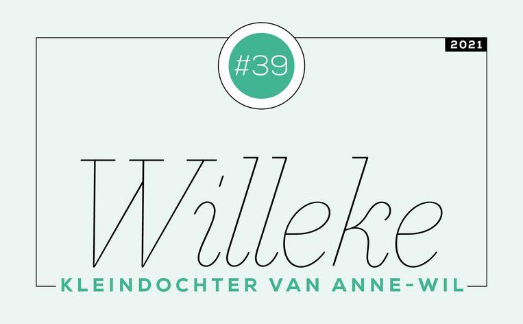 Willeke #39 Beeld Libelle