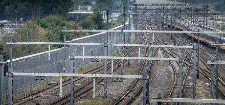 Het stationsgebied is 'hot', maar de trein verdwijnt langzaam uit het Bredase stadsbeeld