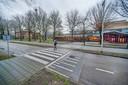 De Lievekamp (rechts) en het naastgelegen kantoorgebouw moeten plaatsmaken voor een enorm nieuwbouwplan.