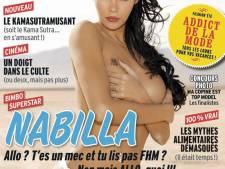 Nabilla se dénude pour FHM