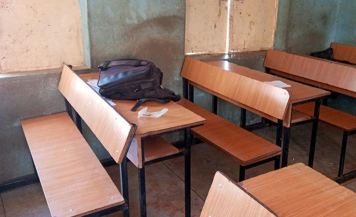Image d'illustration d'une école au Nigeria