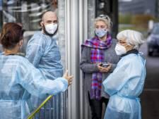 Aantal besmettingen weer gestegen, verbetering in ziekenhuizen
