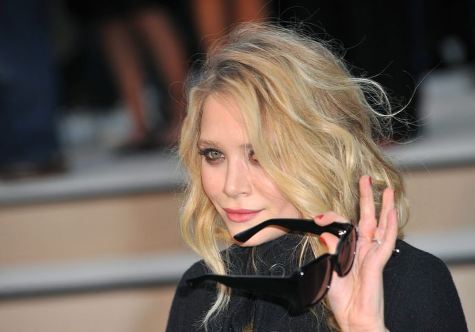 Mary-Kate Olsen.