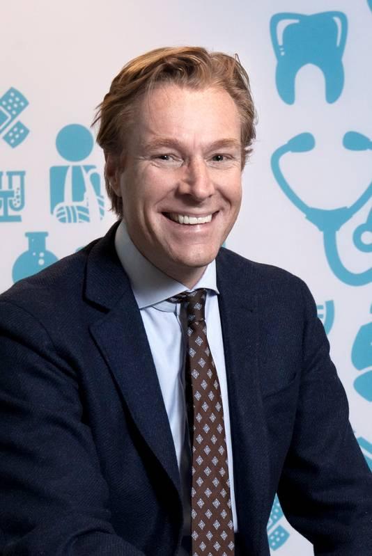 Dr. Huib Cense.