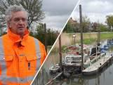 Baggeren in Kanaal Almelo-Nordhorn begonnen
