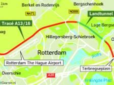 Rotterdam komt er niet uit met de A13/16