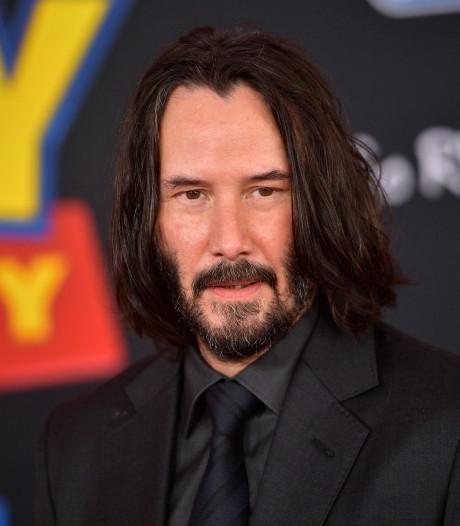 """Marvel rêve de travailler avec Keanu Reeves: """"On l'appelle pour à peu près tous nos films"""""""