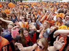 Breda maakt zich op voor hoogtepunt 538-feest