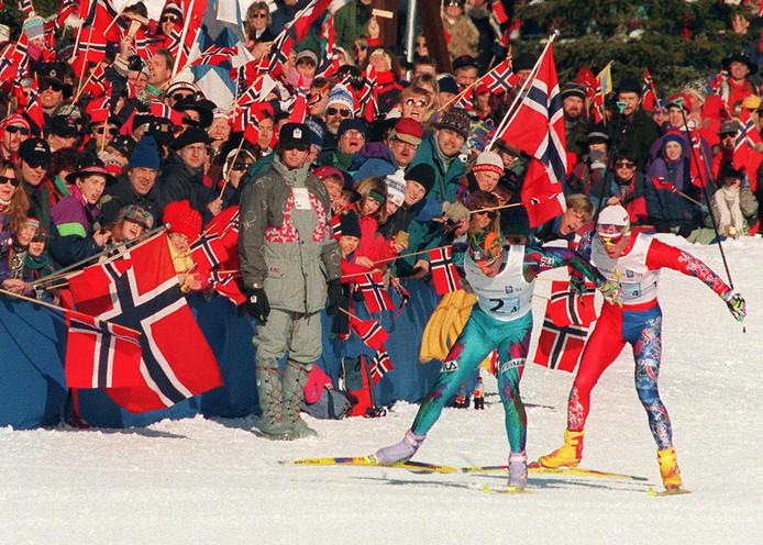 In 1994 werden de Winterspelen in het Noorse Lillehammer gehouden.