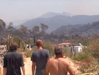 """Woede is groot door bosbranden in Turkije: """"Het is de schuld van Erdogan"""""""