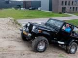 Soms stopt de geliefde Jeep van Gerard er midden op een kruispunt mee: 'Tsja, dat heb je met oude auto's'