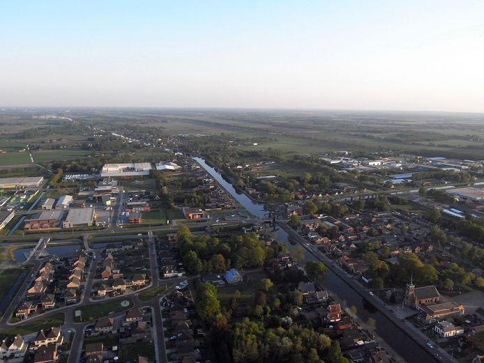 Woninguitbreiding voor Vroomshoop: er komen 60 woningen bij in 2021 (archieffoto).
