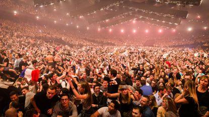 Een uitverkocht Sportpaleis: zijn dat nu 23.000, 15.000 of 9.000 bezoekers?