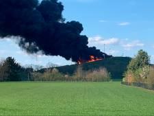 Geen waarschuwing na brand bij De Schans, buurt Uden wil opheldering