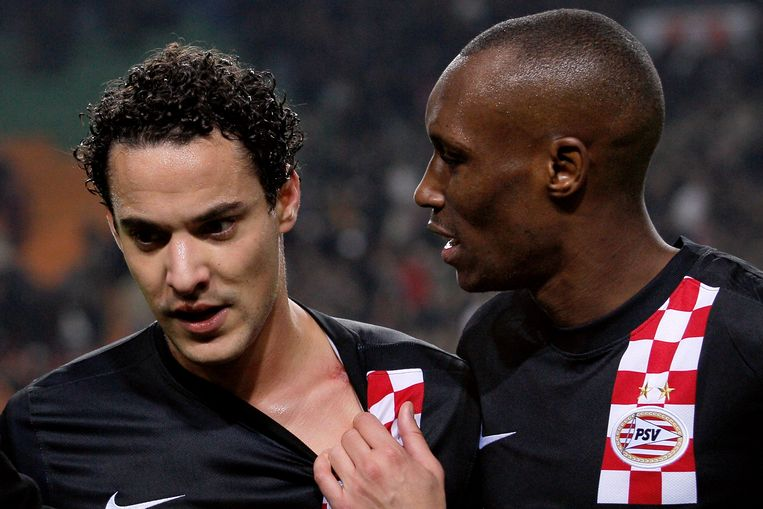 Otman Bakkal werd ook het slachtoffer van een bijtende Suárez.