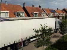 Overlast vrachtwagens in Baardwijk moet nú stoppen: 'Bewoners hebben lang genoeg gewacht'