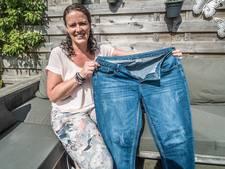 Jerney (37) viel ruim twintig kilo af: 'Niemand heeft mij ooit verteld dat ik te dik was, zelfs mijn man niet'