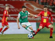 Fortuna-huurling Adnan Ugur vindt FC Dordrecht 'mooi podium om op te spelen'