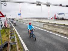 CDA pleit voor tunnel onder Haringvliet: 'De brug is aardig afgeschreven'
